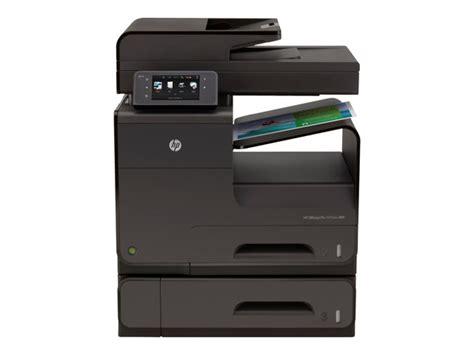 Printer Hp Officejet Pro X476dw Mfp cn461a hp officejet pro x476dw mfp multifunction printer colour currys pc world business