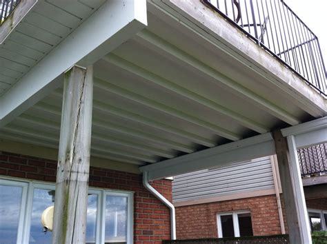 Diy Under Deck Ceiling Home Ideas Collection The Deck Ceiling Material