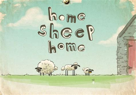 home sheep home shaun the sheep