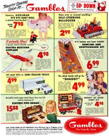 Home Decorating Stores Toronto plan59 retro vintage 1950s christmas ads and holiday