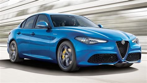 fast and miserly alfa romeo giulia models to drop in paris