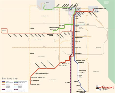 two light rail extensions for salt lake with more on the
