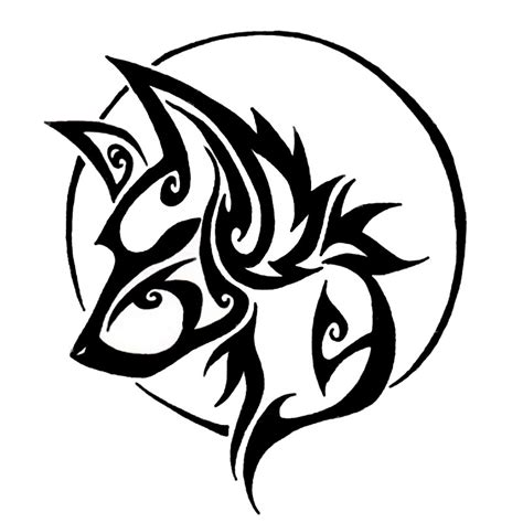 tribal elk tattoo designs sketch coloring page