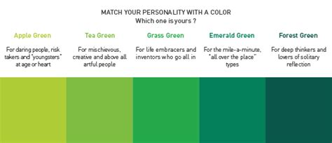 types of green color wilddesign new visual identity part 1 our new color