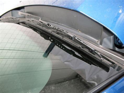 2008 ford crown victoria windshield wiper blades rain x