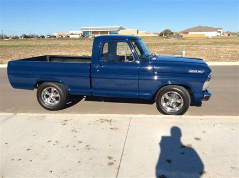 1968 ford f100 bed hotrod truck classic