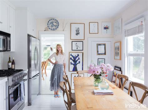 instyle home decor tour rebecca taylor s beach house instyle com