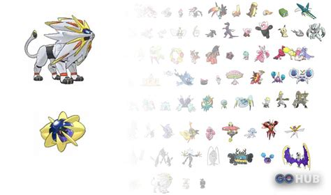 ultra sun and moon pokedex image mag