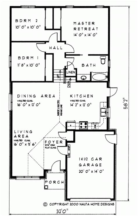 Back Split House Plans by Backsplit House Plans Nauta Home Designs Ontario Canada