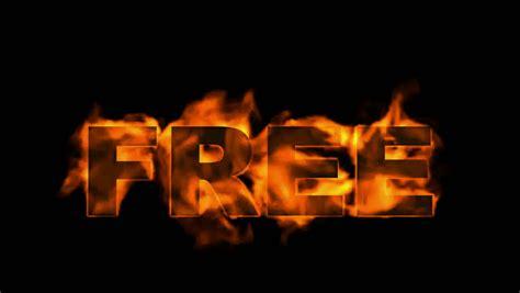 burning fire word stock footage video  shutterstock