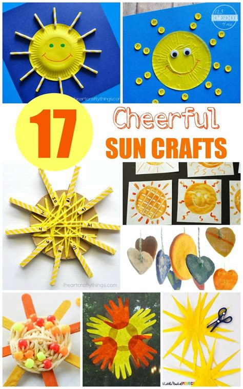 sun craft for best 25 sun crafts ideas on shadow drawing