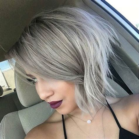how to give myself the best hairstyle with a widows peak for men 25 best ideas about asymmetrical bob haircuts on