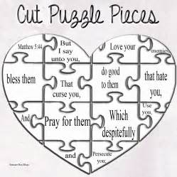 puzzle coloring sheets puzzle pieces coloring pages