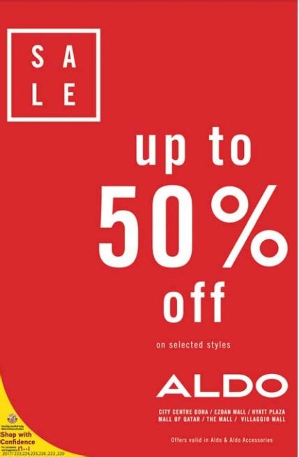 Shop Planet Lulus Monthly Sale by Aldo Qatar Sale Up To 50 In All Aldo Branches In Qatar