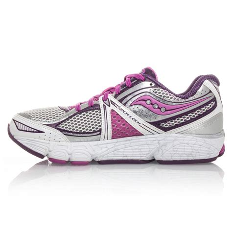 saucony progrid 11 womens running shoes silver