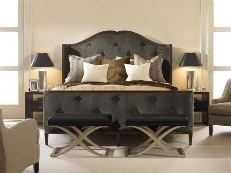 dark gray upholstered headboard dark gray upholstered tufted bed with curved headboard