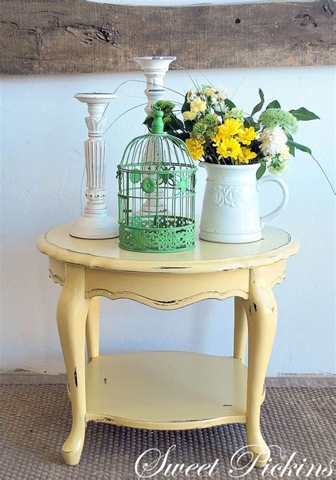best 25 yellow distressed furniture ideas only on