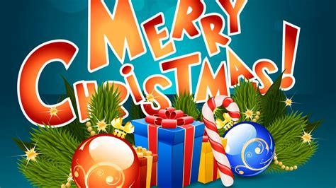 merry christmas hd presents wallpaper freechristmaswallpapersnet