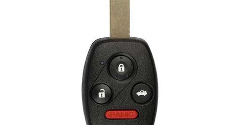2005 honda accord key fob 2005 honda accord key fob remote programming
