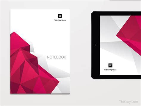 Stationary Template Mockup For Illustrator Adobe Mockup Templates