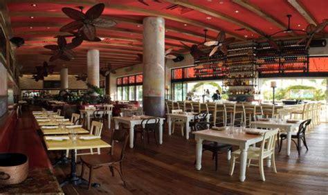Kitchen Design Small Area Sugarcane Raw Bar Grill Miami Restaurants