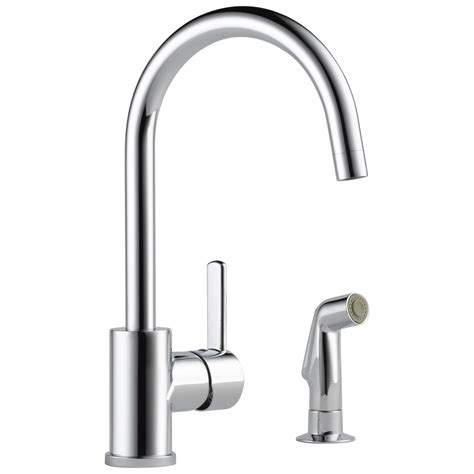 moen haysfield kitchen faucet moen high arc kitchen faucet level onehandle higharc