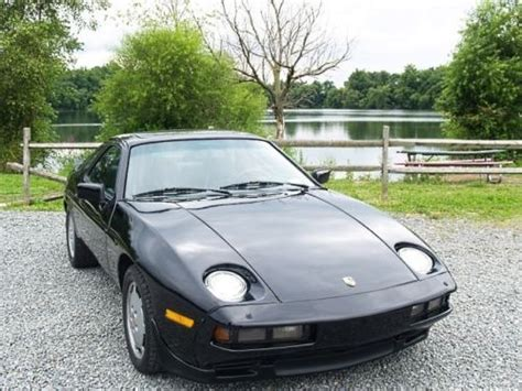 sell used 1985 porsche 928 928s 5spd 51k actual miles 5 0l 32v lsd 5 spd manual in philadelphia