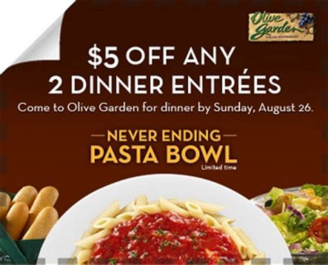 olive garden coupons dealigg the olive garden coupons release date price and specs