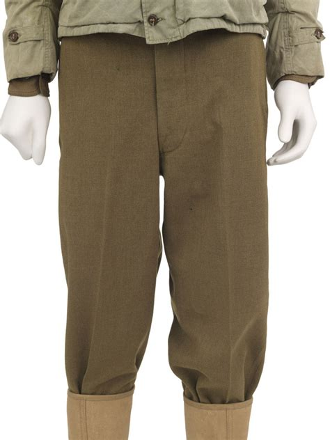 army pattern trousers m1937 special pattern trousers united states army 1944