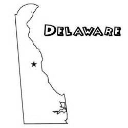Delaware Colouring Pages sketch template