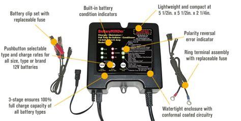 Cellboost Battery Brings Dead Gadgets Back To by Batteryminder Model 12248 12volt 8 Gel Agm