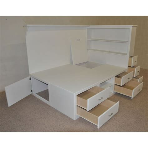bed with storage under 25 best ideas about platform bed storage on pinterest