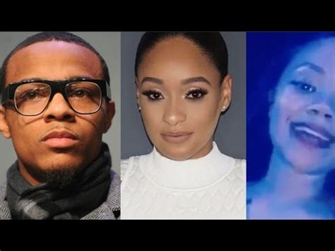 Gets More Exposed by Tahiry Jose Gets Exposed By Ex Friend Bow Wow Lies About