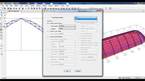 sap tutorial csi sap2000 3d curved frame modeling in sap2000 civil