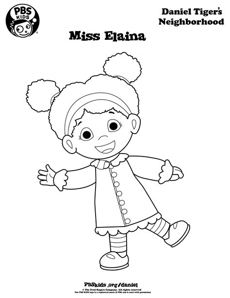 tiger family coloring page daniel tiger coloring pages best coloring pages for kids