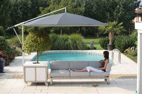 Offset Sun Umbrella   Best Outdoor Patio Umbrella   EVA