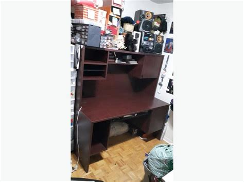 desk with lots of storage large desk with lots of storage nepean ottawa