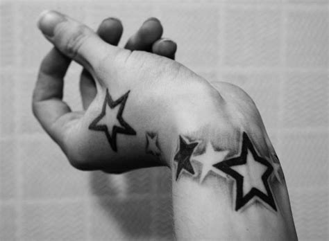 little star tattoo designs wrist design for