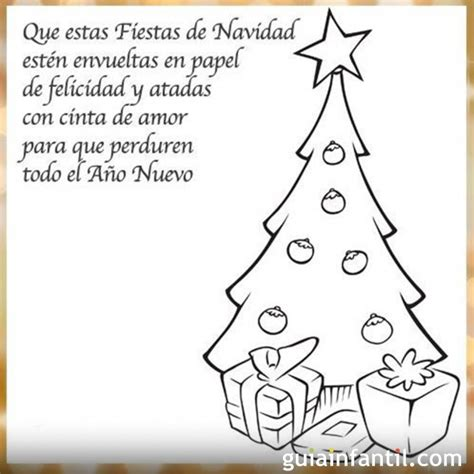 imagenes de navidad para dibujar con frases 193 rbol de navidad para imprimir con una frase de navidad