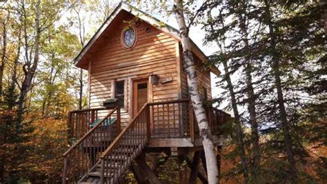 Small Homes Built On Stilts Tiny Cabin On Stilts