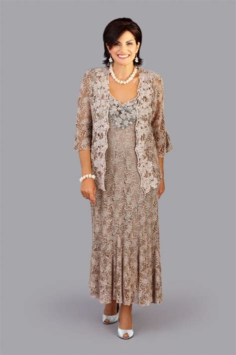 Plus Size Mother Of The Bride Dresses With Jackets   Male