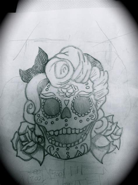imagenes a lapiz de calaveras dibujos a lapiz de calaveras con rosas imagui
