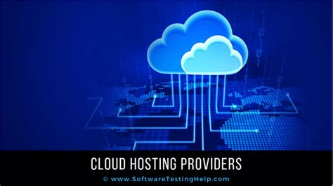 Hosting Cloud Computing Providers