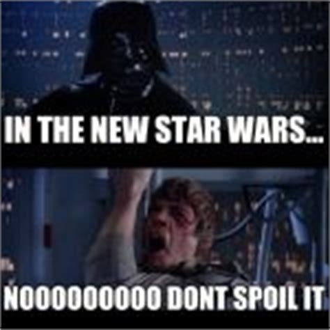 Star Wars Meme Generator - star wars no meme generator imgflip