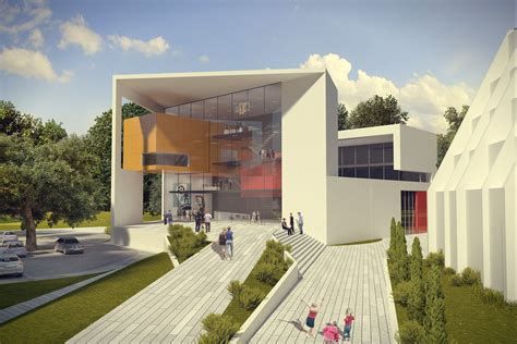 design museum london archdaily auerbach halevy wins competition to design jewish sports