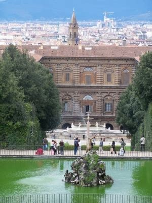 giardini di palazzo pitti palazzo pitti toscana