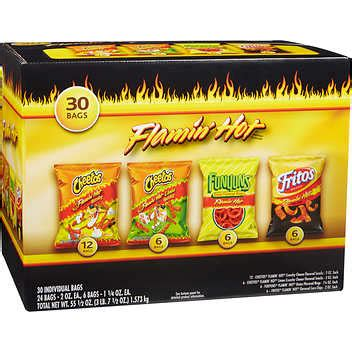 hot funyuns bulk frito lays flamin hot mix