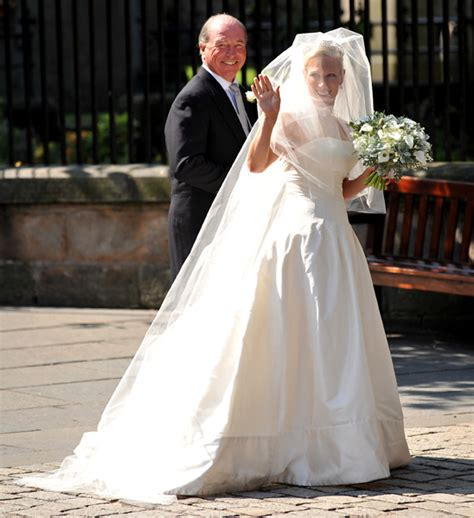 Zara Phillips wedding dress to go on display with other celebrity bridal gowns