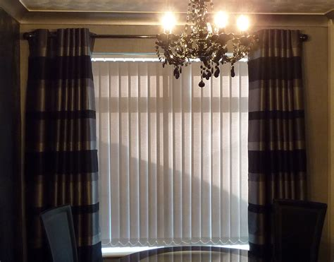 curtains with vertical blinds vertical blinds bury blinds and curtains bury vertical