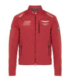 Hackett Jacket Aston Martin Hackett Aston Martin Racing Coupe Jacket In For Lyst